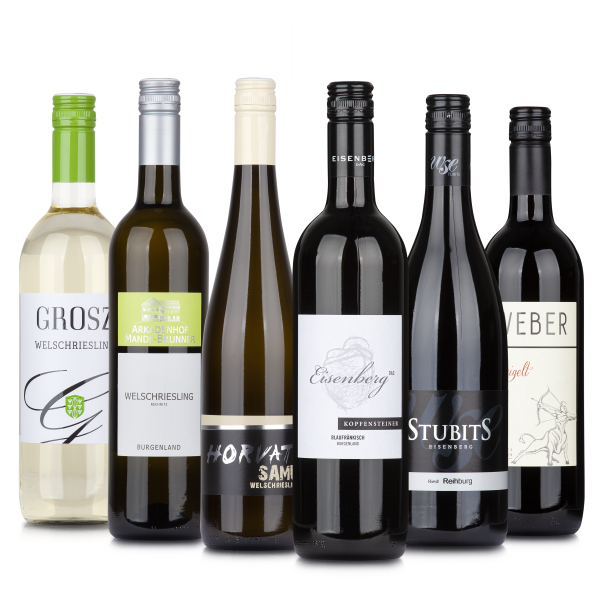 Casablanca – Paket Weinklassiker im Südburgenland